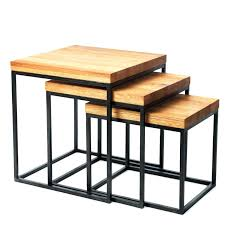 buy nest of tables nest of tables nest of tables for sale low profile coffee table