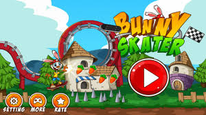 bunny skater android apps on google play