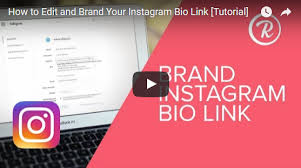how to add a clickable youtube url link to an instagram post quora