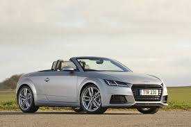 audi tt roadster convertible 2 0 tfsi review auto express