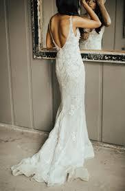 lazaro wedding dresses on still white