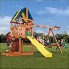 Wood Backyard Playsets by Backyards Ergonomic Kids Backyard Playsets Backyard Inspirations