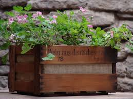 wooden flower pots ideas large wood flower pot ideas victoria