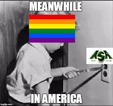 Meanwhile In America Meme - lbgt and msa memes imgflip