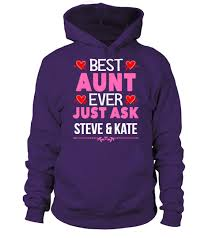 best aunt ever custom shirt hoodie sweatshirt teezily buy