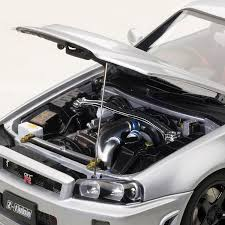 nissan r34 engine nissan r34 gt r z tune autoart touch of modern