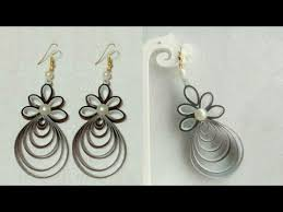 earrings paper how to make paper earrings paper jewellery diy paper