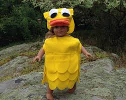 duck costume duck costume etsy