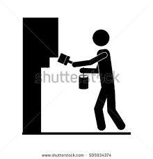 Painting Icon Person Broom Icon Image Stock Vector 534269575 Shutterstock