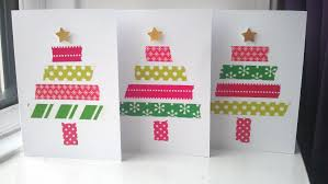 simple handmade christmas cards early childhood world