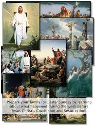 crucifixion teach his doctrine