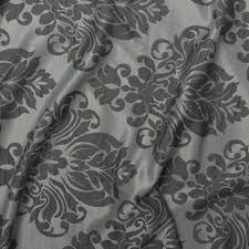 Black And Gold Damask Curtains by Classic Floral Faux Silk Jacquard Curtain Upholstery Fabric 12