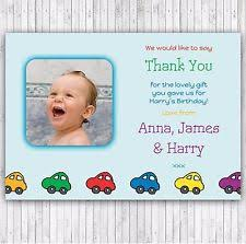 birthday thank you card birthday thank you cards ebay