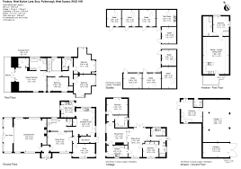 Villa Rustica Floor Plan by