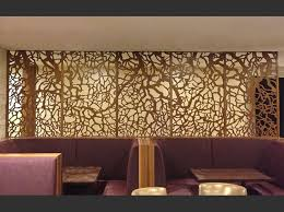 laser cut wood wall partition mariott quorum dallas tx my