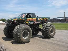 avenger monster truck bloomsburg 4 wheel jamboree 2004 flickr