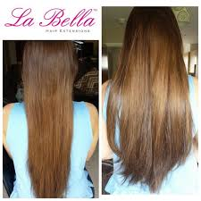 la hair extensions 20 best a guide to hair extensions hair length hair type and