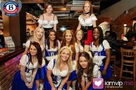 the original bierkeller waitresses opening weekend pinterest