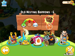 Barrows Map Angry Birds Epic Old Nesting Barrows Level 6 Walkthrough