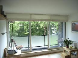Shade For Patio Door Blinds Large Windows Shades Patio Doors Ideas