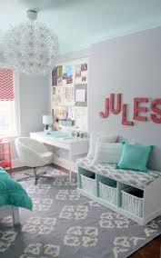 jules u0027 fresh mint u0026 coral tween room u2014 professional project mint