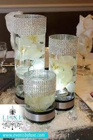 vase centerpiece ideas vase centerpiece ideas black white and silver wedding decor