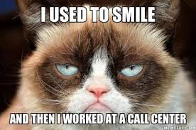 Grumpy Meme Face - wipe that smile off your face
