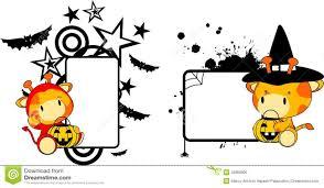giraffe halloween costumes halloween costume baby giraffe cartoon set stock vector image