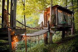 Backyard Treehouse Ideas Best Tree House Ideas Ever For Grown Kids Home Interior Design
