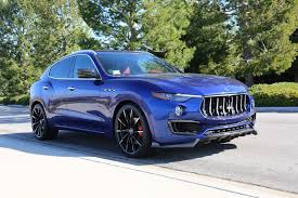 future maserati maserati levante with carbon fiber topride