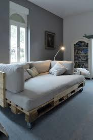 canapé avec palette canape exterieur en palette 7 torpoon home creation terrasse en