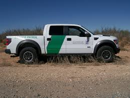 capsule review ford svt raptor united states border patrol
