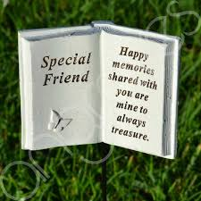 memorial book special friend memorial book tribute with message
