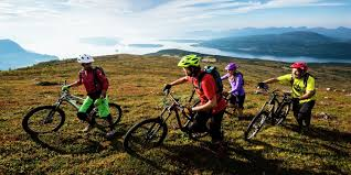 cycling official travel guide to norway visitnorway com