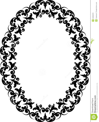 vintage frame stock vector image of decorations texture 35355878