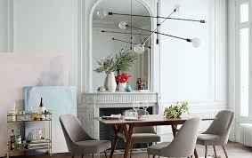 west elm mid century dining table mid century dining room 20 outstanding midcentury design ideas