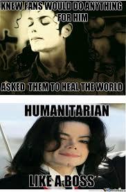 Michael Jackson Meme - like a boss level michael jackson by ayush meme center