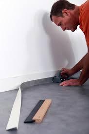 attractive installing vinyl sheet flooring how to install vinyl