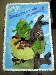 kathy u0027s keative kakes dreamworks selects kathy for shrek cakes
