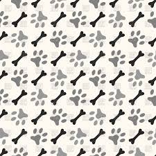 repeating background halloween love ball and dog bone seamless background pattern clipart image