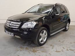 used mercedes m class uk used mercedes m class suv 3 0 ml320 cdi sport 7g tronic 5dr