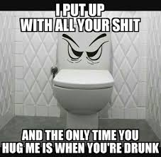 Bathroom Meme - talk about feeling used funny party meme lol humor humor