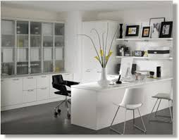 Contemporary Home Office Ideas Zampco - Luxury home office design