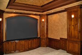walls with stained wood wainscoting wood finishing isn u0027t
