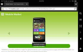 1 mobile apk free install 1mobile market chrome and on kindle