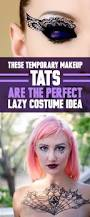 halloween costumes with tattoos 23 temporary tattoos that make halloween makeup easy