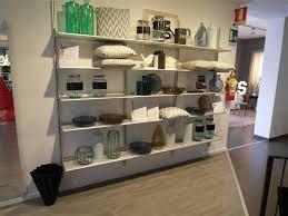 librerie muro driade libreria mod kaos in alluminio da appendere al muro cm