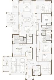 big house floor plans home plan large garage sketch office