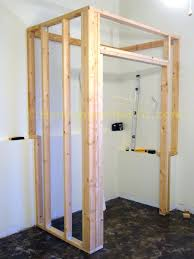 cool frame a wall in a basement design ideas top and frame a wall