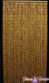 Curtains For Doorways Bamboo Curtain For Doorway 90 Strand Plain Bamboo Beaded Curtains